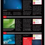 Článek o linuxových distribucích v Computeru 3