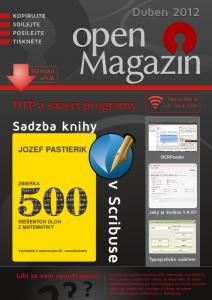 openMagazin 4/2012