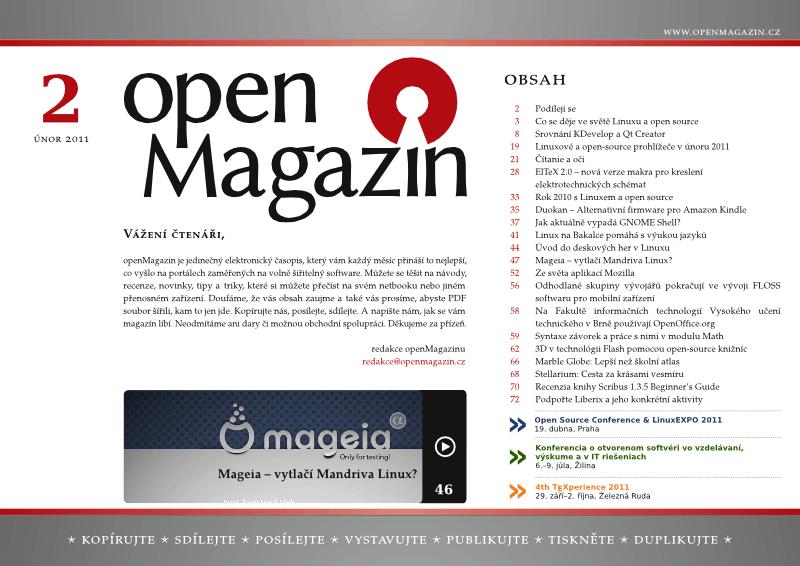 openMagazin 02/2011