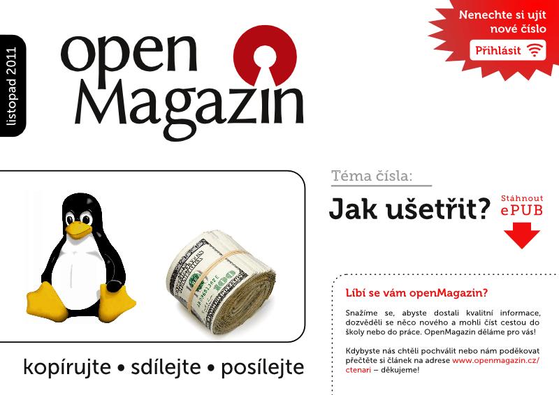 openMagazin 11/2011