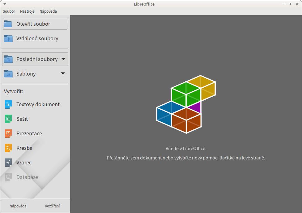 LibreOffice 6.1.2.1 Ubuntu 18.10