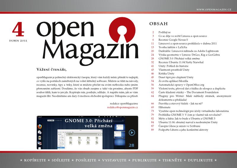 openMagazin 4/2011