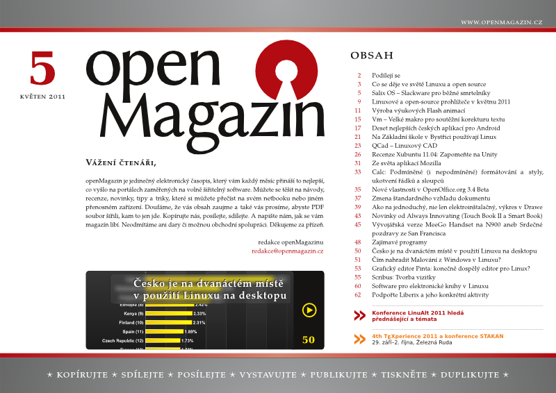 openMagazin 5/2011