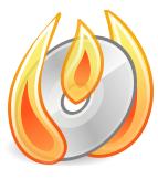 Logo: Vypalovací program Brasero