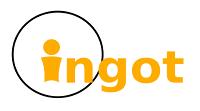Logo INGOT