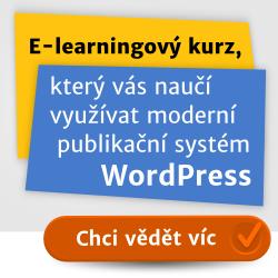 Naučte se pracovat s WordPressem