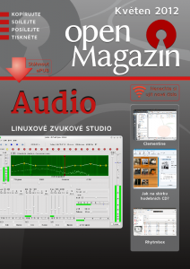 openMagazin 5/2012, 11 MB